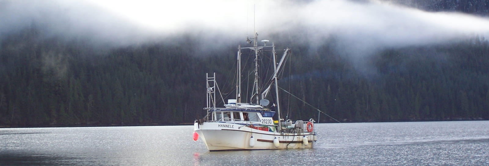 Commercial Fisherman's Boat